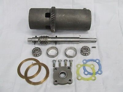 9830 Quill Drive 9847C Worm Shaft Bearings 3010 Cap 3000 4000 Ammco Brake Lathe