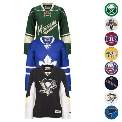 NHL REEBOK OFFICIAL Premier Edge Home Jersey Collection Women s ... ee90edf79