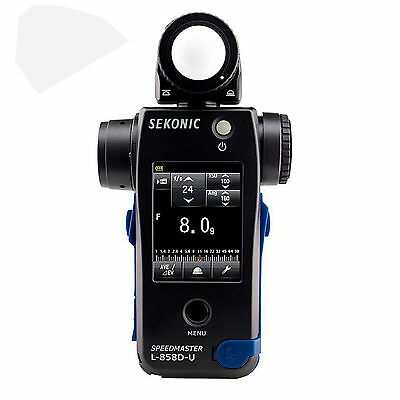 Sekonic L-858D-U Speedmaster Light Meter *NEW*