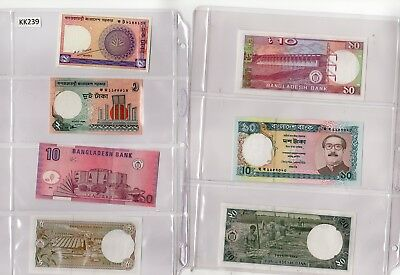 WOW!! LOWRED!!..South East Aisa Currency 76 REAL Nice Notes MAKE OFFER!! (KK239)