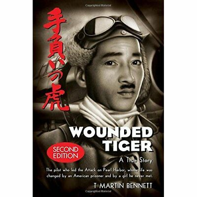 Wounded Tiger - Hardcover NEW T Martin Bennet 6 Dec. 2016