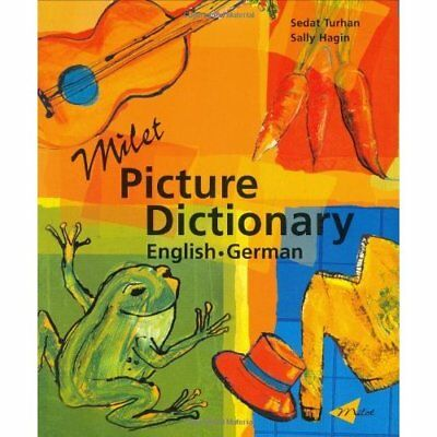 Milet Picture Dictionary: German-English - Hardcover NEW Turhan, Sedat 2003-04-0