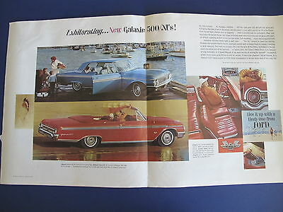 1962 Ford Full Line Sales Brochure C5709