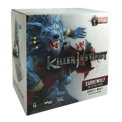 "Killer Instinct Sabrewulf Collectible 6"" Action Figure"