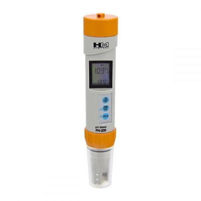HM DIGITAL Waterproof pH Meter PH-200