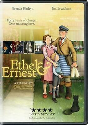Ethel & Ernest - DVD Region 1 Free Shipping!