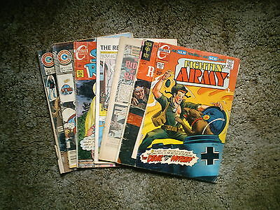 Box Lot of 22 Bronze Age Comics Reader Copy + Extra Marvel Independent Archie