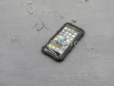 1//6 Scale British Metro Police MPS SCO19 Apple iPhone with Color Screen /& case