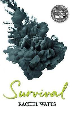 Survival by Rachel Watts Paperback Book Free Shipping!