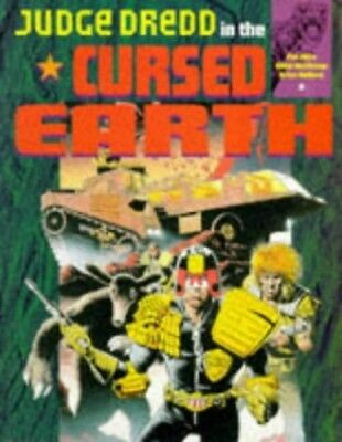 Complete Judge Dredd in the Cursed Earth by McMahon, Mike Paperback Book The