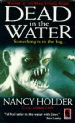 Dead in the Water by Holder, Nancy Paperback Book The Cheap Fast Free Post