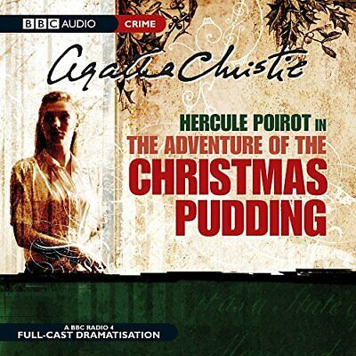 The Adventure Of  Christmas Pudding (BBC Audio C... by Christie, Agatha CD-Audio