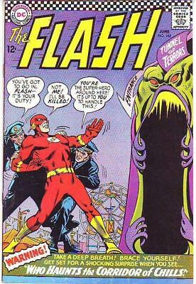 Flash, The  # 162  strict  VF+