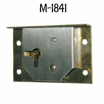 Half Mortise Lock with Key