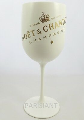 Moet Chandon Ice Imperial Champagne Glasses New Design 2018 Flute Only x 1