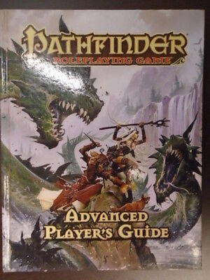 Pathfinder Roleplaying Game: Advanced Player's Guide by Bulmahn, Jason