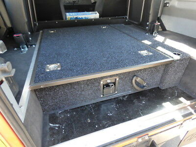 Land Rover Defender 90 110 Lockable Single Drawer Storage System Interior Part