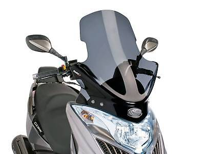 Windschild Puig V-Tech Touring dark smoke für Kymco Grand Dink, Yager GT 300i