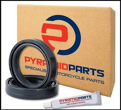 Pyramid Parts fork oil seals 43x52.7x9.5/10.3 mm