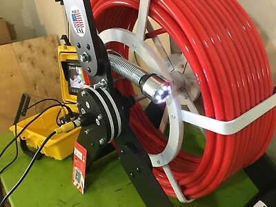 150FT Sewer Camera  Built-In 512hz Transmitter - Pipe Inspection Video Recorder