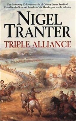 Triple Alliance by Tranter, Nigel Paperback Book The Cheap Fast Free Post