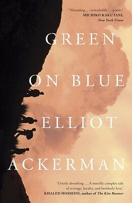 Green on Blue (Paperback), Ackerman, Elliot, 9781907970795