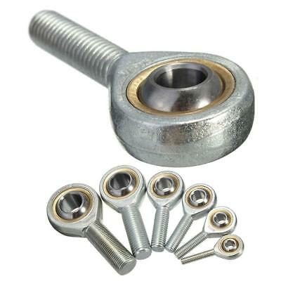Great Upgrade 6mm-18mm Male Threaded Rod End Joint Spherical Plain Bearing Zinc