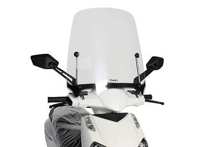 Windschild Puig T.G. transparent / klar für Aprilia Sport City One 125