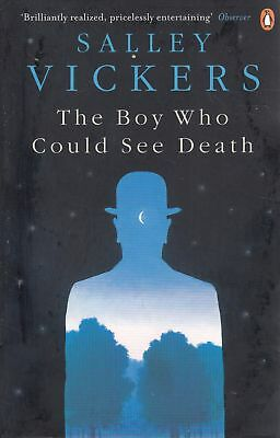 The Boy Who Could See Death - Salley Vickers - Penguin - Acceptable - Paperback