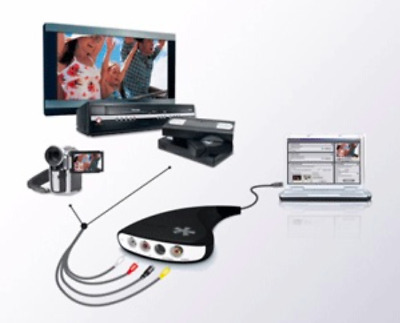 NEW Corel DAZZLE VIDEO CREATOR PLATINUM + STUDIO 15 HD Editing Software (PC USB)