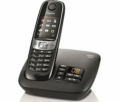 Gigaset C620A Cordless Phone Home with Answer Machine and Loudspeaker Single