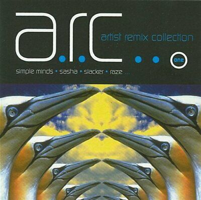 Various - Arc Artist Remix Collection - Various CD 5YVG The Fast Free Shipping
