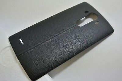 New OEM Battery Back Leather Door Housing Cover With NFC For LG G4