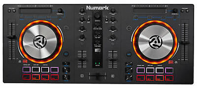 Numark Mixtrack 3 All-in-one DJ Controller For Virtual DJ Mixtrack III