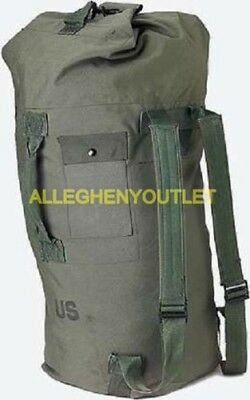 07b00e84cb Official US Military Army Navy Surplus Duffle Duffel Bag - New Old Stock