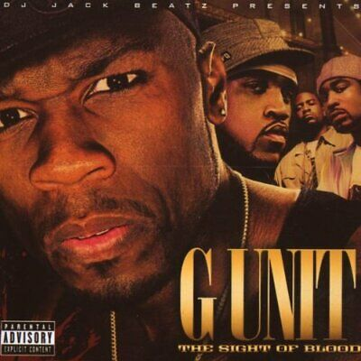 G-Unit - Sight of Blood - G-Unit CD NKVG The Cheap Fast Free Post The Cheap Fast