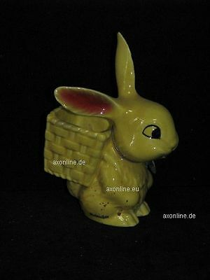 +# A007036_01 Goebel Archiv Malmuster Ostern Hase mit Korb Bunny 57-300 Plombe