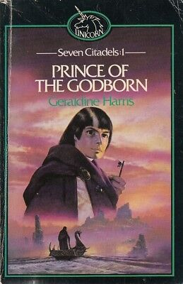 Prince of the Godborn - Geraldine Harris - Acceptable - Paperback
