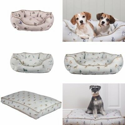 Wrendale Designs - Cat Bed - Small / Medium Dog Bed or Large Dog Mattress
