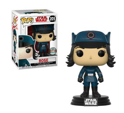 Pop! Star Wars: The Last Jedi - Rose Specialty Series #197