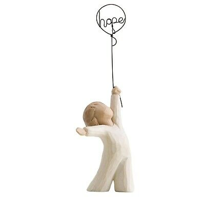 Willow Tree Hope Figurine 26163 in Branded Gift Box