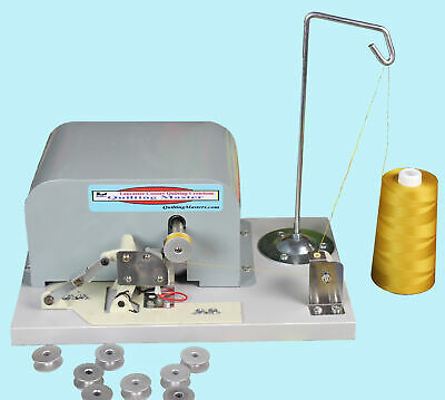 New High Speed Bobbin winder for most all sewing machine bobbins