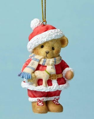 Cherished Teddies The Greatest Gifts Are From The Heart Bear Ornament 4053471