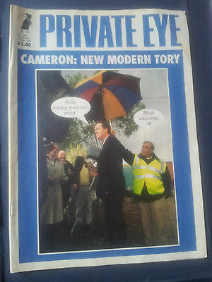 PRIVATE EYE Magazine 1144 28 Oct to 10 Nov 2005  BROWN'S BID FOR POWER