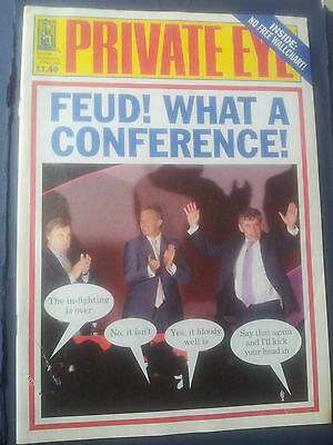 PRIVATE EYE Magazine 1168 23 Septo 12 Oct 2006 LABOUR CONFERENCE