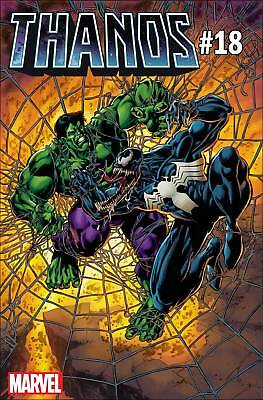 🔥 Thanos #18 Perkins Venom 30Th Var Legacy 🔥 - 4/11/18+