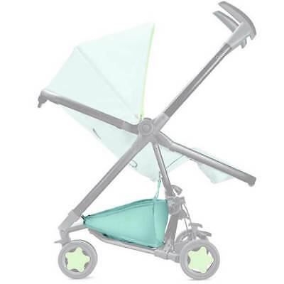 Quinny Zapp xtra2 Shopping Basket - Blue Pastel 97890073