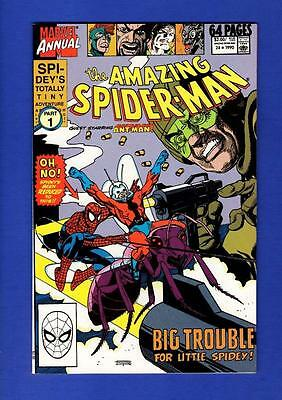 Amazing Spider-Man Annual #24 Nm 9.4 High Grade Copper Age Marvel Comics