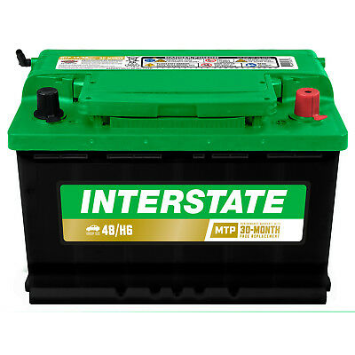 Battery Mtp Interstate 48 H6