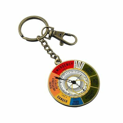 Fantastic Beasts And Where To Find Them Magical Exposure Threat Level Keyring
